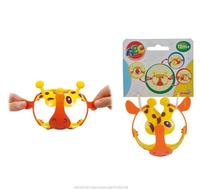 Simba Стрейчевая игрушка Abc Жираф