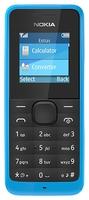 Мобильны телефон  NOKIA 105 Dal SIM Cyan