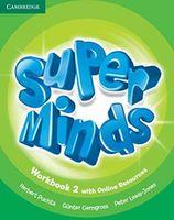 Super Minds Workbook Level 2