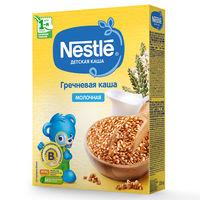 Каша гречневая с молоком Nestle, с 4 месяцев, 220г