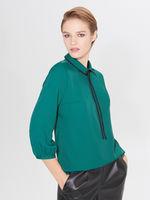 Блуза MOHITO Зеленый xe594-79x
