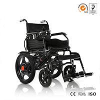 Электрическое инвалидное кресло-коляска