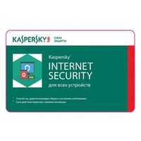 Kaspersky Internet Security 2015 , 5 devices, 1 year, Renewal Card