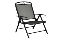 Металлический стул ALBA