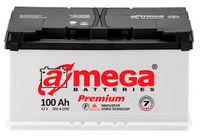 Аккумулятор A-Mega Premium 100Ah 950A
