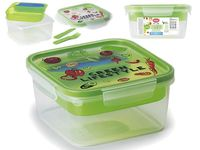 Lunch-box Snips Lifestyle 1.4l element frigo si tacimuri 18X18X8.5cm
