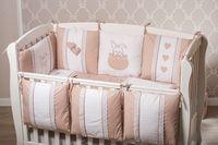 """Dormi Baby постельное белье """"Зайчик"""" беж (6 единиц)"""