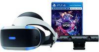 Очки виртуальной реальности PlayStation Playstation VR v2 + Camera v2 + VR Worlds