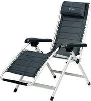 Outwell Chair Hudson Relax Chair Titanium