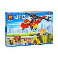 Bela конструктор Cities 274 дет.