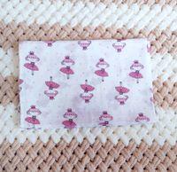 Муслиновая пеленка Pampy 100*80 см Princess
