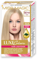 Vopsea p/u păr, SOLVEX Miss Magic Luxe Colors, 108 ml., 100 (10.0) - Blond