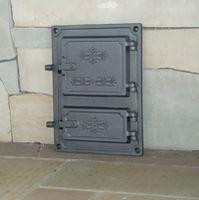 Ușa din fonta DPK4