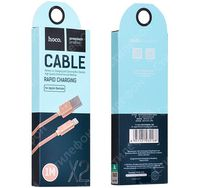 Hoco X2 Apple Knitted Cable 1.0m, Gold