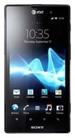 Смартфон SONY Xperia Ion Black