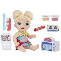 """Baby Alive E1947 Кукла """"Малышка и еда"""""""
