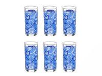 Набор стаканов для воды LUMINARC PLENITUDE BLUE D2267