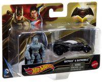 Batman DJH27 Мини-фигурка и Бэтмобиль