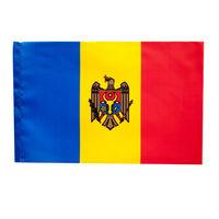 cumpără Steguleț de masă Moldova sau ale altor țări - 22,5x15 cm în Chișinău