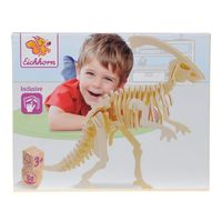 3D пазл-конструктор Eichhorn 3D Puzzle Dinozauri 5475