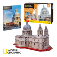 3D PUZZLE ST.PAUL'S CATHEDRAL