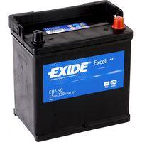 **АКБ Exide  EXCELL 12V  45Ah  330EN  220x135x225  -/+, EB450