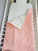 Одеялко 100*80 см Peach with Plush