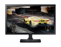 """27.0"""" SAMSUNG """"S27E330H"""" Black(TN 1920x1080, 1ms, 250cd, LED Mega-DCR, HDMI+D-Sub) (27.0"""" TN W-LED, 1920x1080 Full-HD, 0.311mm, 1ms (GtG), 250 cd/m², Mega ∞ DCR (1000:1), 16.7M colors, 178°/178° @CR>10, D-Sub + HDMI, External Power Adapter, Fixed Stand (Tilt -2/+20°), VESA Mount 75x75,   Magicbright, Magicupscale, Eco saving plus, Eye saver mode, Off Timer, Flicker free, Game mode,    Black )"""