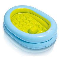 Надувная ванночка для малышей с насосом Intex 48421