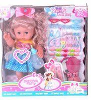 OP Д01.97 Музыкальная кукла с аксессуарами (2 модели)
