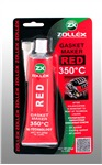 Герметик  красныи RED-85g.Zollex