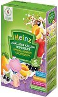 Heinz Лакомая кашка Гречневая грушка, абрикос, смородинка (5m+)