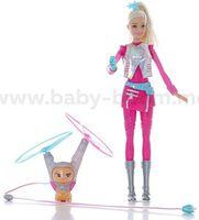 """Barbie DWD24 Кукла Barbie и космический котик из м/ф """"Barbie: Звездные приключения"""""""