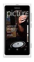 Nokia Lumia 800, White
