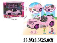Машинка для куклы