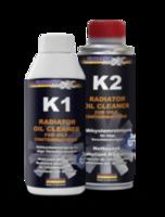 Radiator Oil Cleaner 2-components Очиститель системы охлаждения