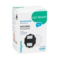 BabyOno прокладки для груди чёрные Natural Nursing, 24 шт