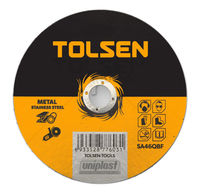 купить Диск по металлу 125 х 1,2 х 22,2мм TOLSEN в Кишинёве