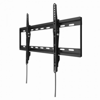 "Wall Mount  Gembird ""WM-70T-01"" Black 32""-70"", 50kg, VESA:up 600x400"