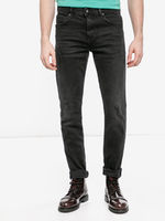 Pantaloni Tom Tailor Negru tom tailor 1015782