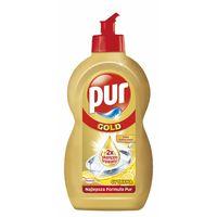 Detergent de vase Pur Gold Lemon 450ml
