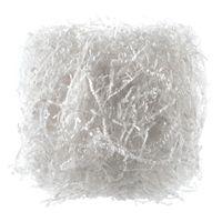Бумажный наполнитель белый, 30 гр, 4 см