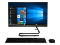 "Lenovo AIO IdeaCentre A340-22IGM Black (21.5"""" FHD Touch Pentium J5040 2.0-3.2GHz, 8GB, 256GB, No OS)"