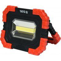 СВЕТОДИОДНЫЙ ПОРТАТИВНЫЙ ФОНАРЬ YATO  LED  10W  680LM С Магнитом YT-81821