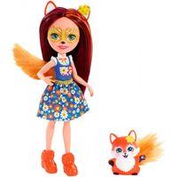 Кукла Enchantimals «Лисичка Фелисити»