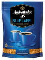 Ambassador Blue Label 205gr