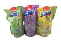 SANO Средство для посуды SANO SAN lime & aloe vera (запаска) 500мл