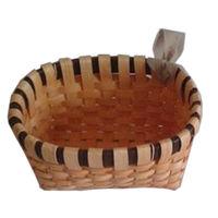 cumpără Coș oval din așchii de lemn 220x180x110 mm în Chișinău