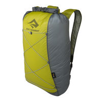 Рюкзак складной Sea To Summit Ultra-Sil Dry Daypack 22 L, AUDDP