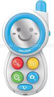 Baby Mix HS-0512 BLUE Обучающий телефон